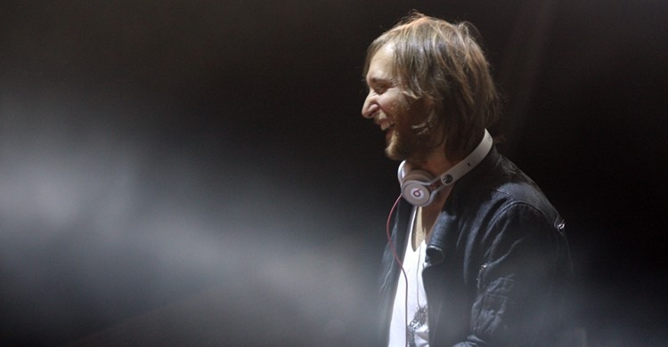 David Guetta. Eva Rinaldi (Flickr).