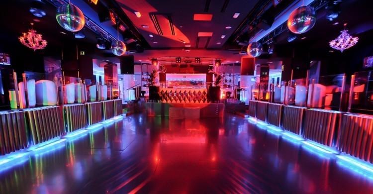 Imagen actual del interior de la discoteca, llamada hoy 'Cocó'. (Google Imágenes).