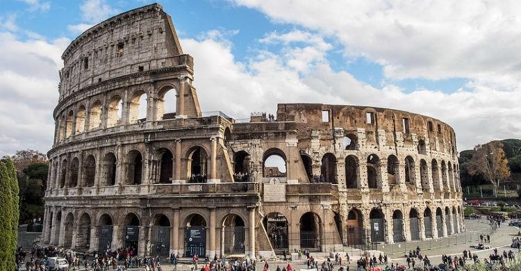 Coliseo Romano - Anpalacios (Flickr)