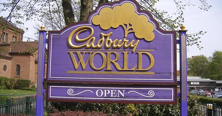 Cadbury World (Elliott Brown, Flickr)