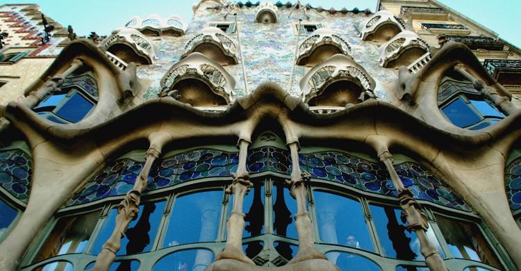 Casa Batlló. Andrea (Flickr)