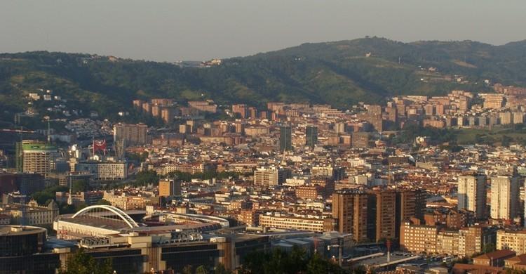 Vistas desde Cobetas en 2009. Alberto Cabello (Flickr)