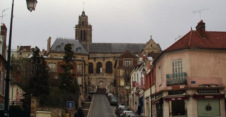 Catedral de Saint Maclou. (Wikipedia).