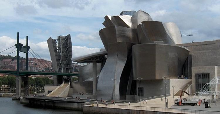 Museo Guggenheim. Carmen Martín (Flickr)