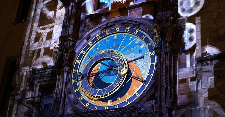 Reloj Astronómico de Praga. Moyan Brenn (Flickr)