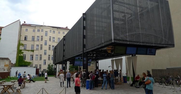 Vista parcial del Guggenheim de Berlín. Erik Borälv (Flickr)