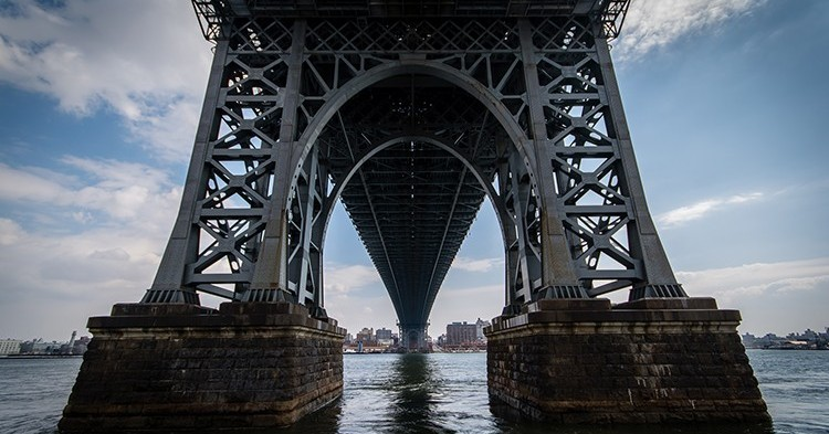 El puente de Williamsburg (Maëlick, Flickr)