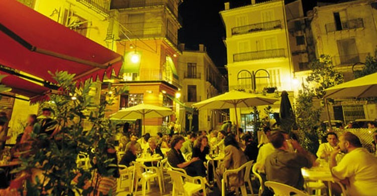 Barrio El Carmen, Valencia (Fuente: loveisvalencia.es)