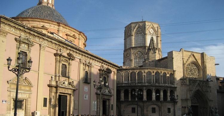 Catedral de Valencia (Flickr)