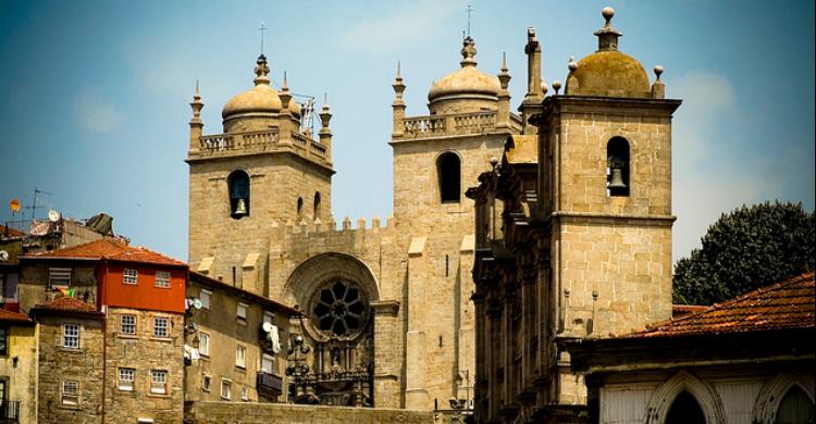 Catedral Porto - Que hacer en la ciudad