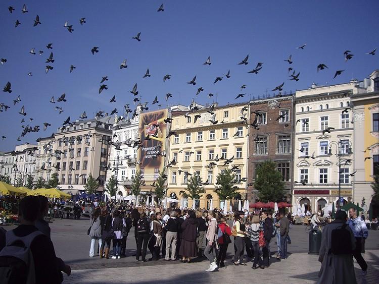 Cracovia: Ciudad más bonita de Polonia