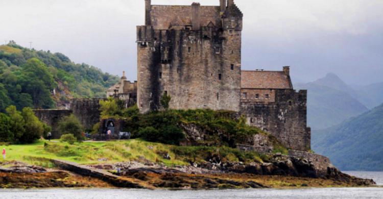 Eilean Donnan Castle - Marechal Jacques (Flickr)