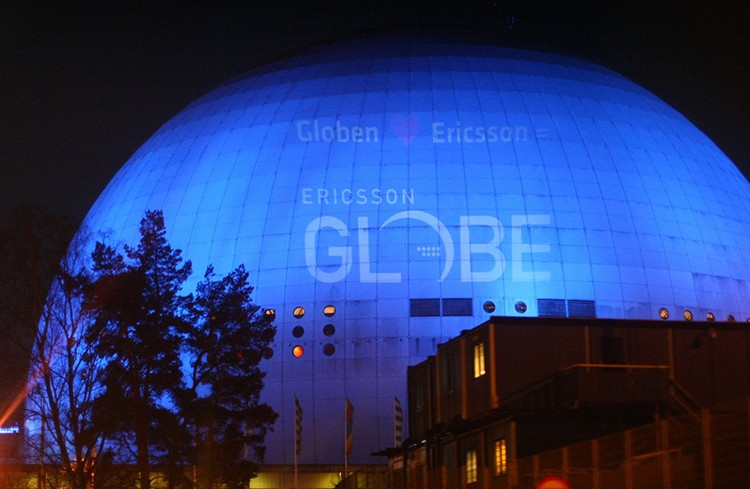 Ericsson Globe (Bengt-re, Flickr)