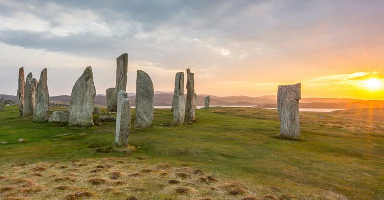 Piedras de Callanish. Chris Combe, Flickr
