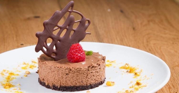 El cremoso de chocolate de La Contraseña