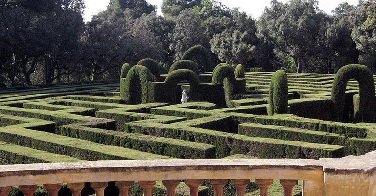 Parque Laberinto de Horta (https://de.wikipedia.org/wiki)