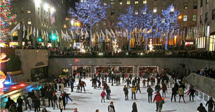 Rockefeller Center - Dan Klein (Flickr)