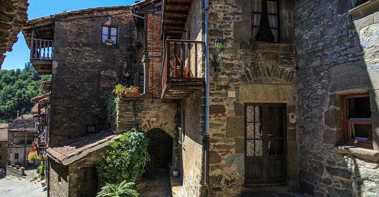 Rupit i pruit barcelona flickr - Casa rural en rupit i pruit ...