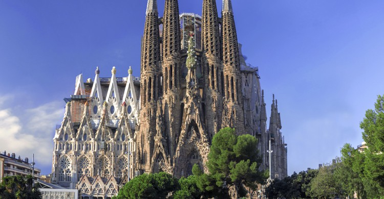 Sagrada Familia (iStock)