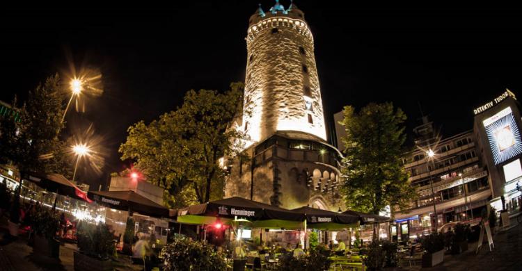 Tower Bar & Restaurant Eschenheimer