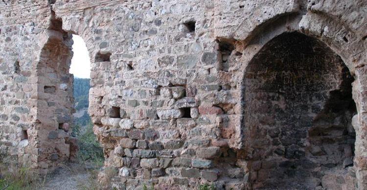 Castillo de Voltrera en Abrera, Barcelona (wikipedia.org)