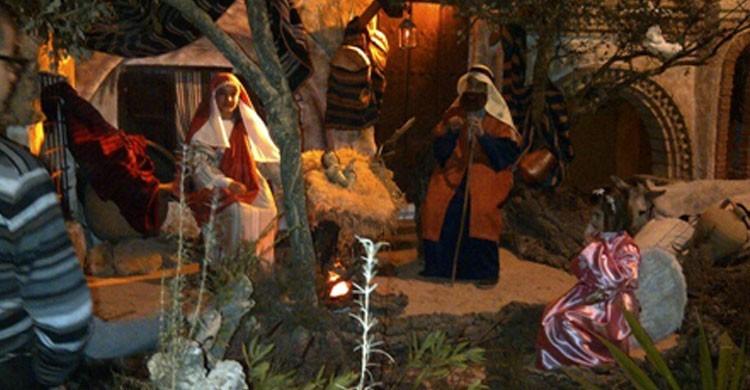 Belén viviente de Beas, Huelva (Fuente: huevaya.es)