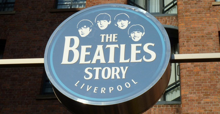 The Beatles Story. Rocketmail (Flickr)