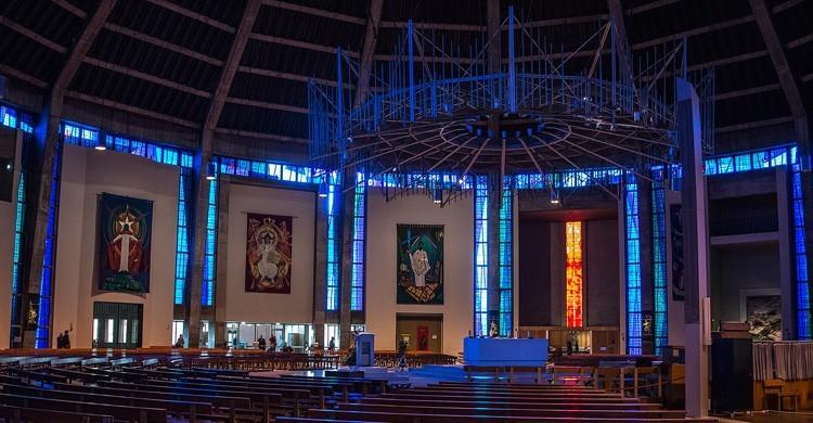 Catedral Metropolitana de Liverpool. Steve James (Flickr)