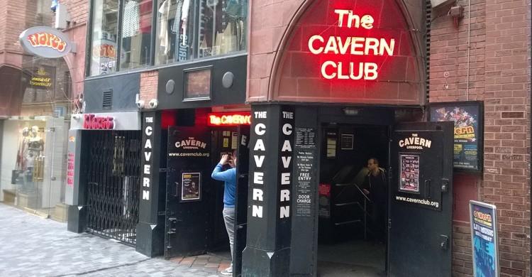 The Cavern. Jambox998 (Flickr)