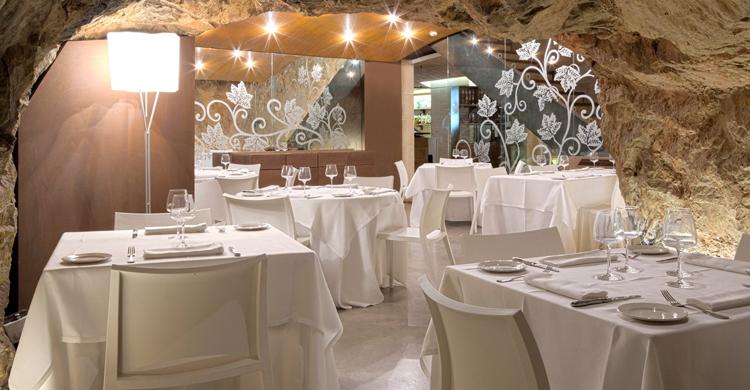 La Gruta-Can Casteller (Vall de Uxó, Castellón). Restaurantelagruta.com