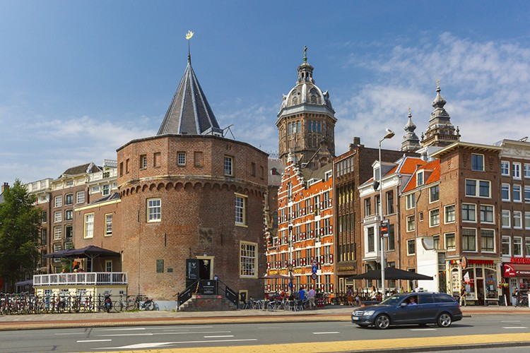 Schreierstoren, Ámsterdam (iStock)