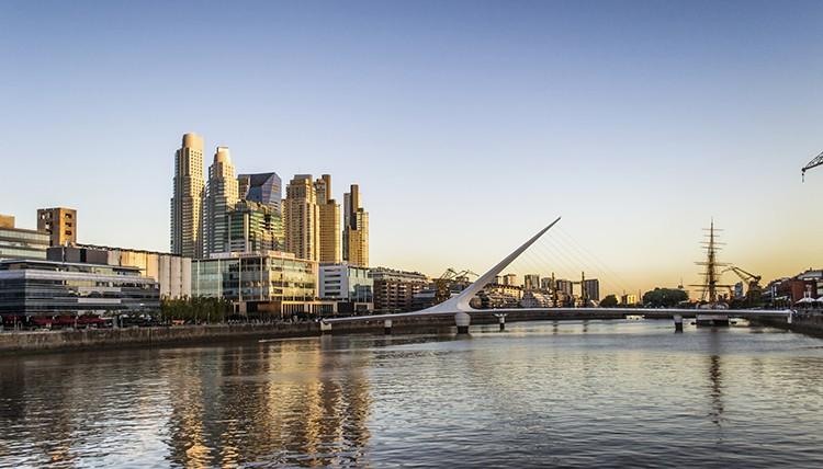 Puerto Madero, El Buenos Aires Moderno