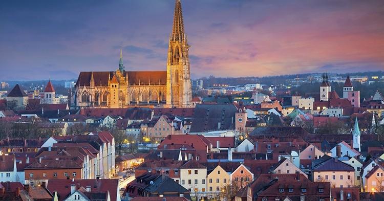 Regensburg ¿que hacer cerca de munich?