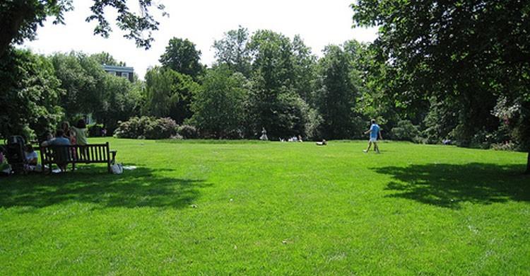 Landbroke Gardens, Londres (Flickr)