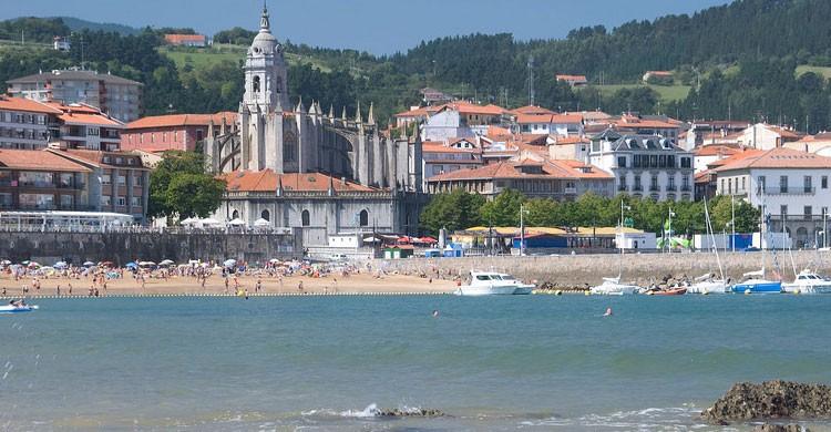 10 pueblos con encanto en el pa s vasco el viajero fisg n - Casas rurales con encanto pais vasco ...