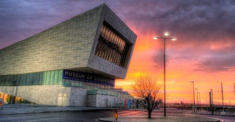 Museum of Liverpool. Neil Howard (Flickr)