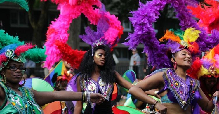 Carnaval de Notting Hill, Londres (Flickr)