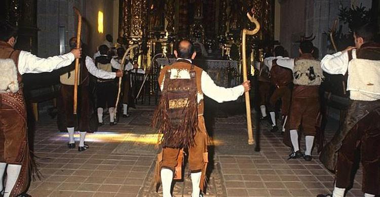 Pastorela de Braojos de la Sierra, Madrid (Fuente: abc.es)