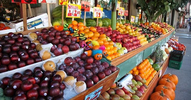 Smogasburg, el mercado de hortalizas (Torbak Hopper, Flickr)