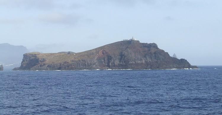 Vista de una de las islas Desertas. Michael Gaylard (Flickr)