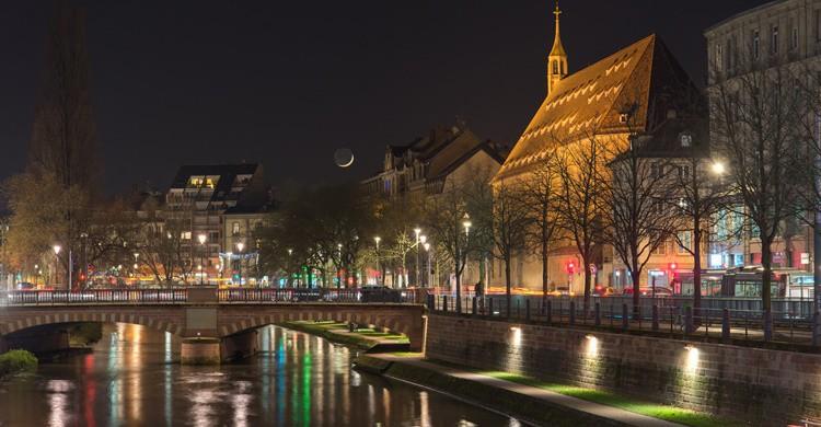 Barrio de Krutenau en Estrasburgo. Tristan Schmurr (Flickr)