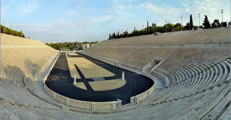 Estadio Olímpico de Atenas. Robert Pittman (Flickr)
