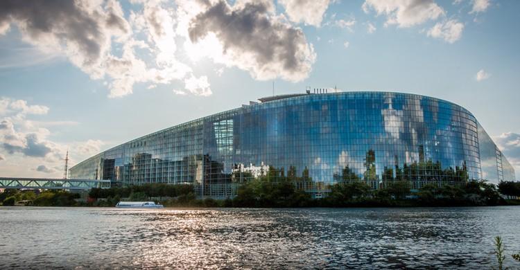 Imagen del Parlamento Europeo. K Raw (Flickr)