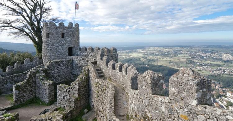 Castelo dos mouros (iStock)