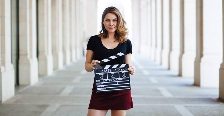La directora Erika Lust. Erika Lust Films.