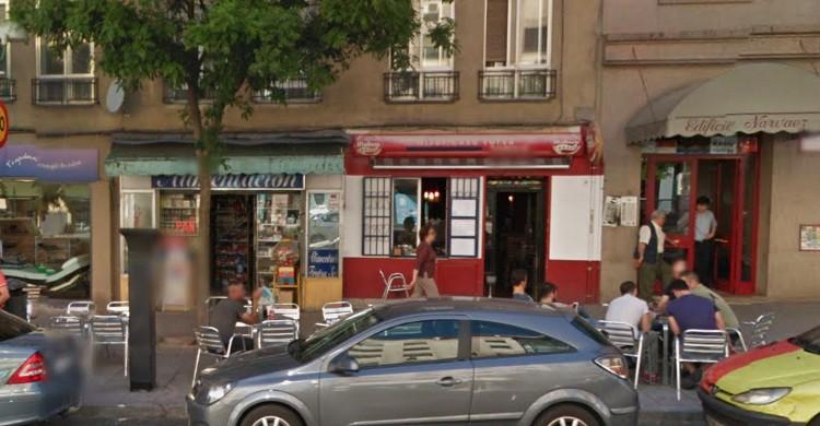 Fachada de Hisar Casa Turca. Google Maps