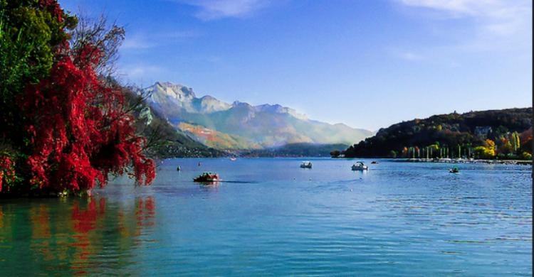 Lago de Annecy - Jose Luis Clemente (Flickr)