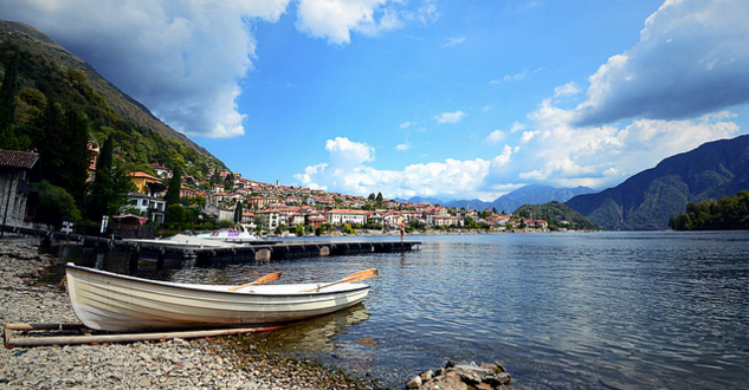 Lago de Como - Ici VS Ailleurs (Flickr)
