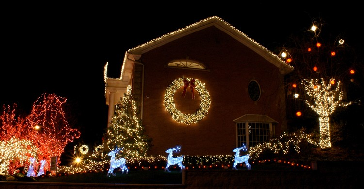 Bay Ridge Christmas 2010. ScubaBear68, Foter