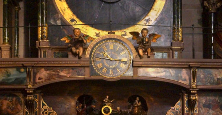 Reloj astronómico de Estrasburgo - Miguel Cortés (Flickr)